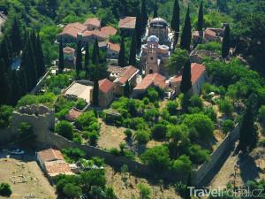 klášter Nea Moni