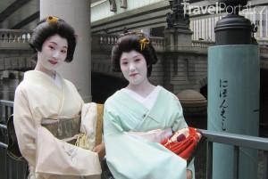 gejši v Japonsku