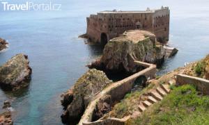 pevnost Forte de San João Baptista
