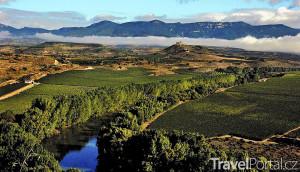 Vydejte se na podzim do oblasti Rioja.