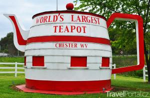 Teapot Chester v Devonu
