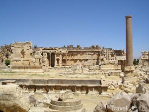 Libanon a jeho památky