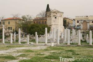 Věž větrů v Athénách