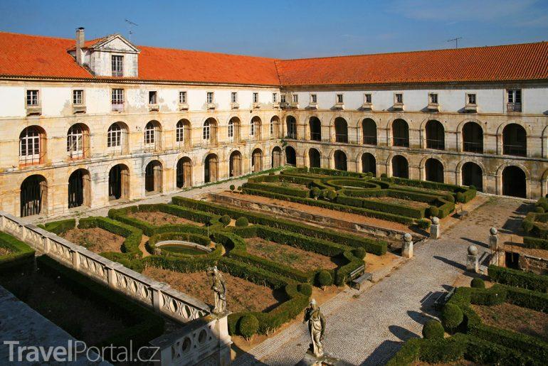 klášter Alcobaça