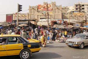 město Dakar