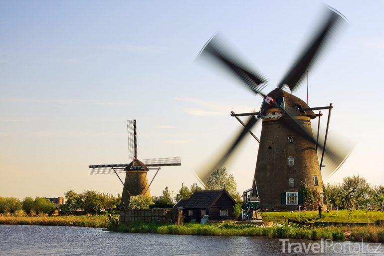 mlýny v Nizozemsku