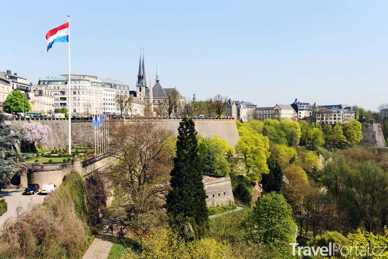 město Lucemburk