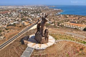 Monument zrození Afriky
