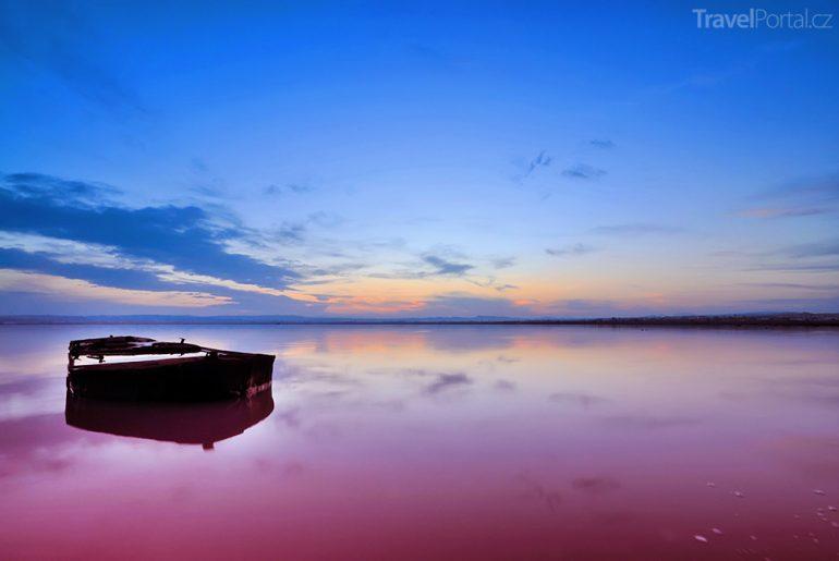 jezero Retba