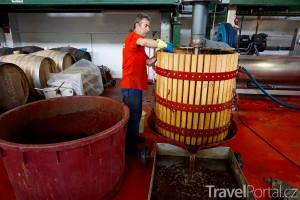 výroba vermutu