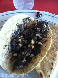 huitlacoche v tortille