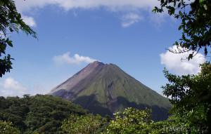 sopka Cerro Chato