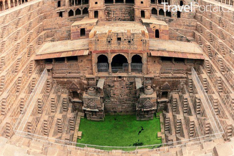 Chand Baori v Indii