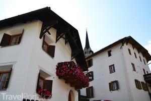 Scuol ve Švýcarsku