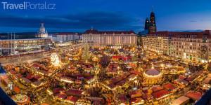 Vánoční trhy 2016 v Drážďanech potrvají od 24. 11. do 24. 12.