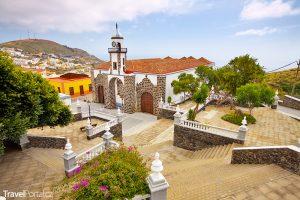 Valverde na ostrově El Hierro