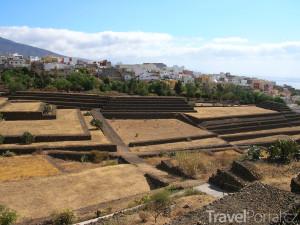 komplex Las Pirámides de Güímar