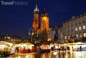 Vánoční trhy 2016 v Krakově potrvají od 25. 11. do 26. 12.