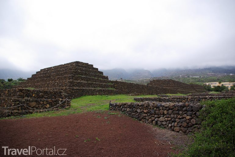 tajemné pyramidy na Tenerife