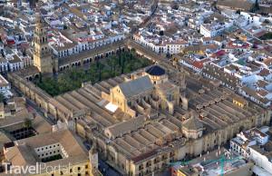 Córdoba z výšky