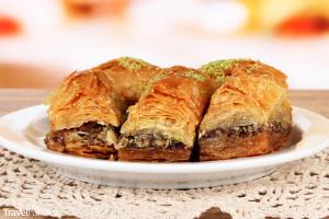 řecká baklava