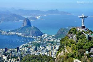 město Rio de Janeiro