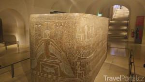 sarkofág Ramesse III.