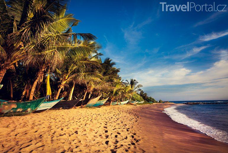 Dovolená 2017 na Srí Lance