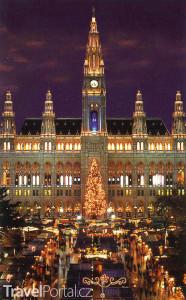 Vánoční trhy 2016 ve Vídni potrvají od 11. 11. do 26. 12.