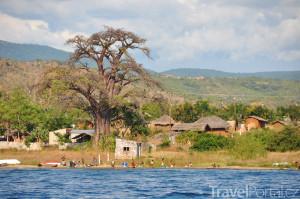 vesnice u Malawi