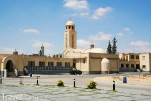 klášter Abu Mena