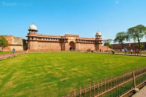 indické město Ágra