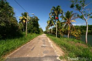 silnice v Belize