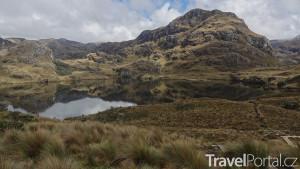 národní park Cajas