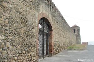 pevnost Batonis Ciche