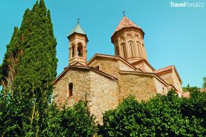 klášter v Ikalto