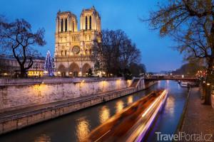 Silvestr 2016 v Paříži