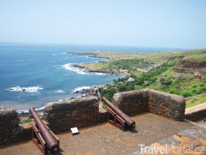 pevnost Real Forte de São Filipe