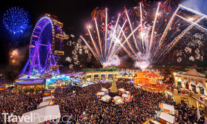 Silvestr 2016 ve Vídni
