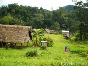 vesnice v Belize