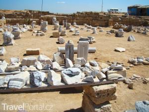 archeologická lokalita Abu Mena