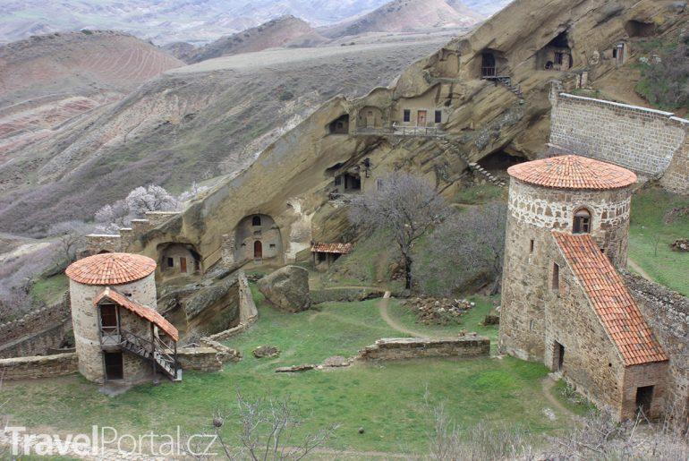 klášter Davida Garedži
