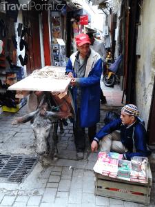 stará část města Fez