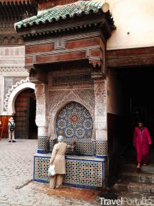 město Fez