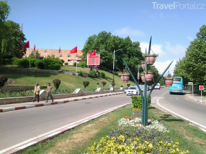 město Ifrane