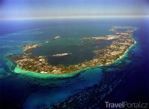 Bermudy z výšky
