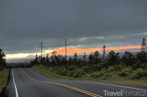 cesta k Mauna Loa