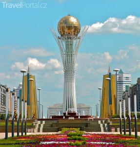 Astana v Kazachstánu