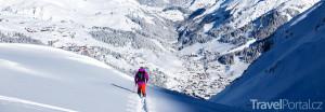 lyžování v Lechu