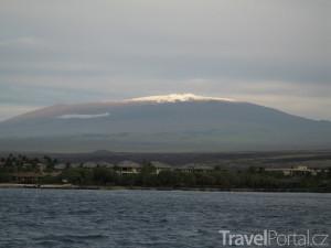 Mauna Kea od oceánu